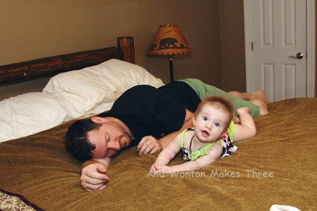 Squish&Dad